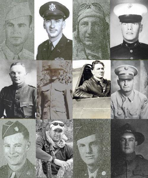 Veterans of Gillespie County